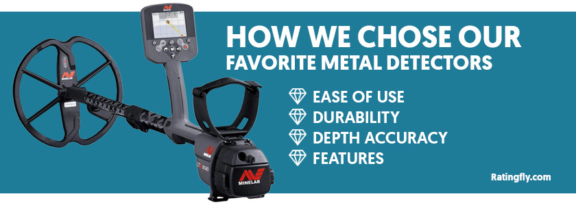 favorite metal detectors