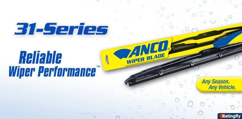 ANCO 31-Series Wipers review