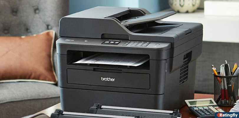 Brother Compact Monochrome MFCL2750DWXL review